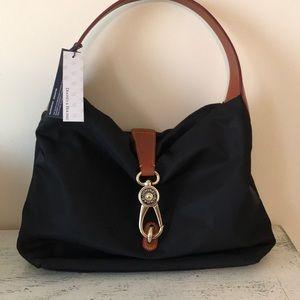 Dooney & Bourke Logo Lock Shoulder Bag